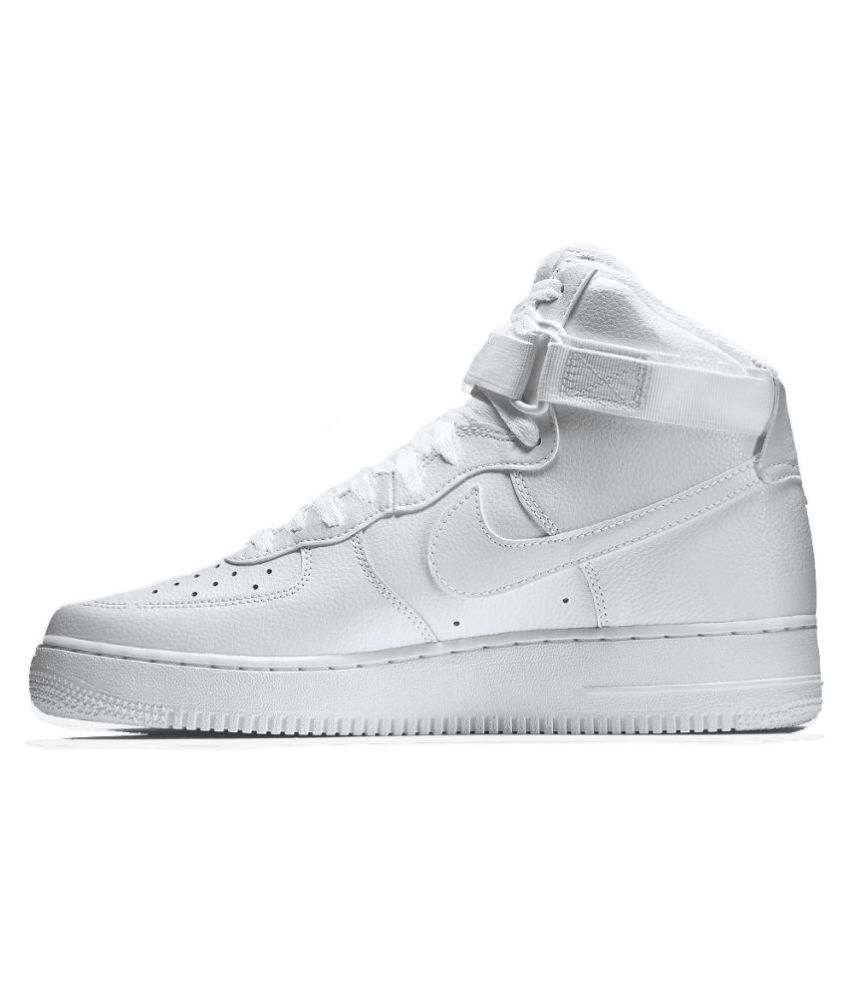 brand new 28ae8 13962 Nike Air Force 1 High Running Shoes - Buy Nike Air Force 1 High Running  Shoes Online at Best Prices in India on Snapdeal