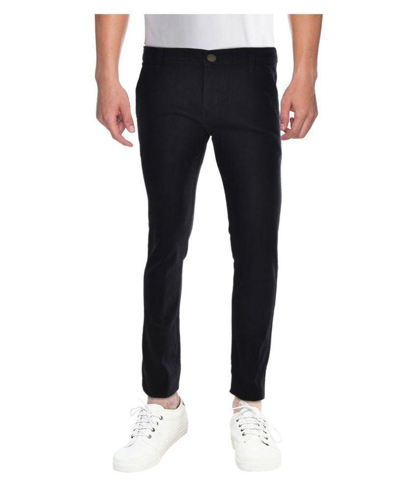 Club Vintage Black Slim Jeans