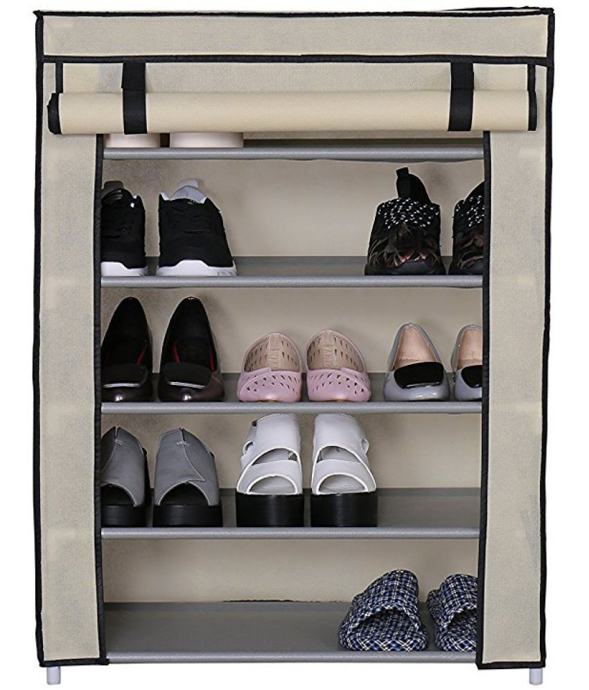 Foldable Shoe Rack 5 layer Portable