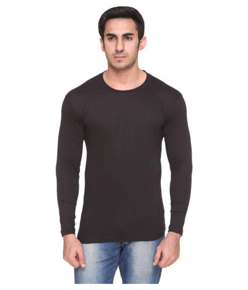 Queen overseas Black Round T-Shirt