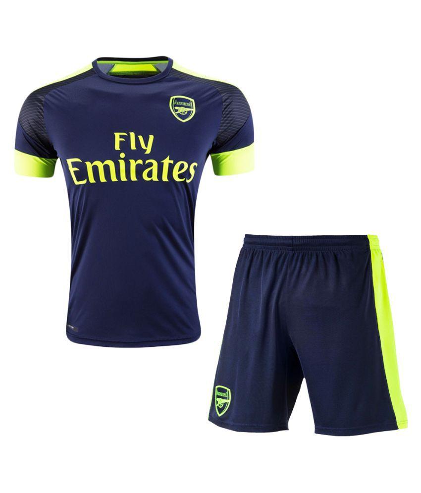Arsenal F.C. Navy Polyester Jersey