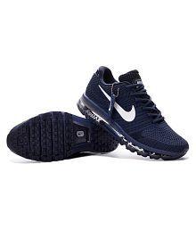 finest selection b68b6 b8b13 Quick View. Nike Airmax 2017 navy Running Shoes