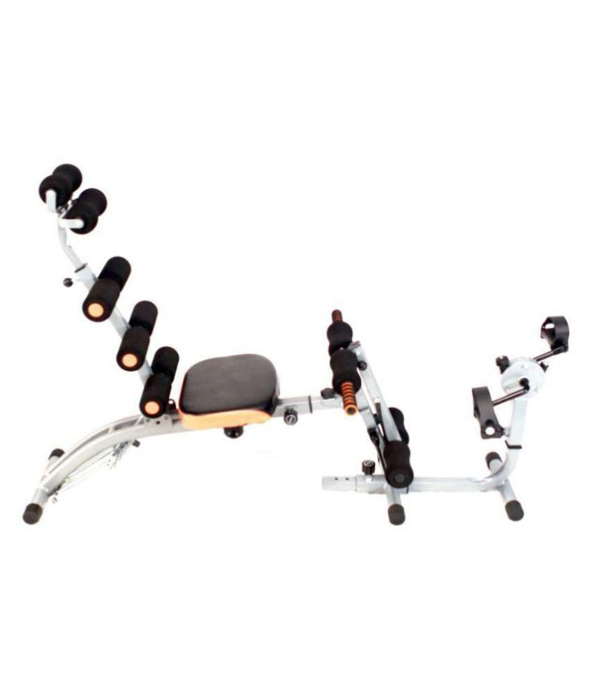 55eb74bd435 Telebrands-HBN Multi Gym Fat Blaster-Six Pack Gym-Full Body Workout  Machine-Home Gym (By Telebrands Original Brand Owner)  Buy Online at Best  Price on ...