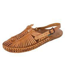 Marc One Brown Designer Shoe