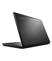 Lenovo Ideapad 8oT700CKIN Notebook Intel Pentium 4 GB 39.62cm(15.6) DOS Not Applicable Black