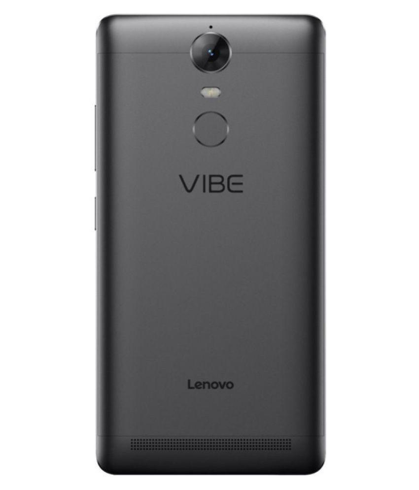 REFURBISHED Lenovo Vibe K5 Note 32GB Grey 4 GB RAM 6 Month Seller Warranty