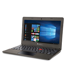 iBall Compbook Excelance OHD Notebook / Intel Atom / 2GB RAM / 32GB HDD / 29.46cm(11.6) / Windows 10 Home / brown