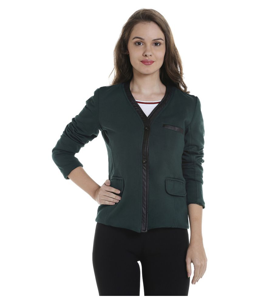 Campus Sutra Cotton Waist Coats
