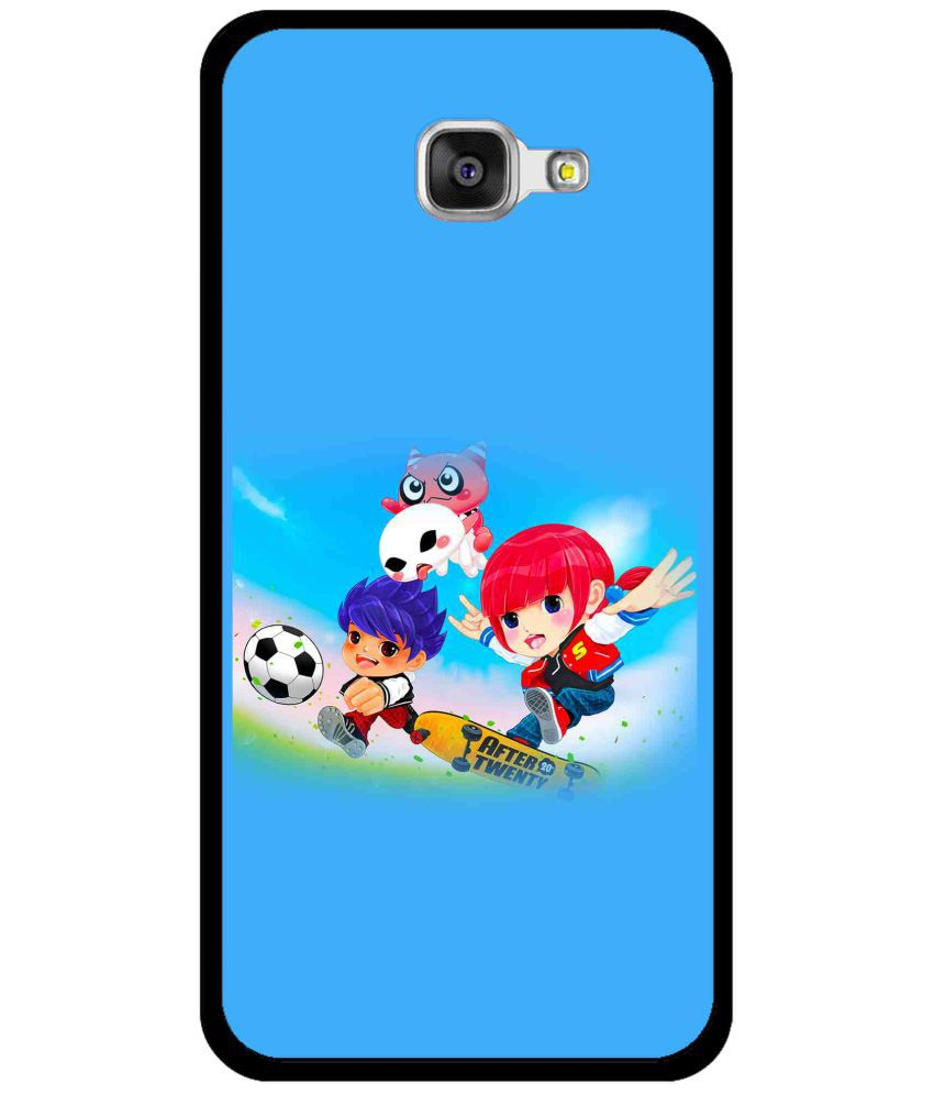 Samsung Galaxy A5 2016 Printed Cover By Snooky