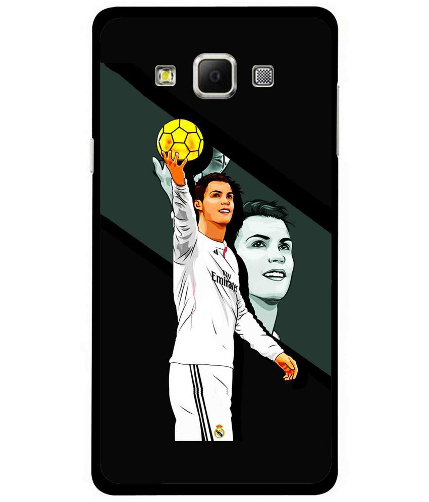 Samsung Galaxy E5 Printed Cover By Snooky