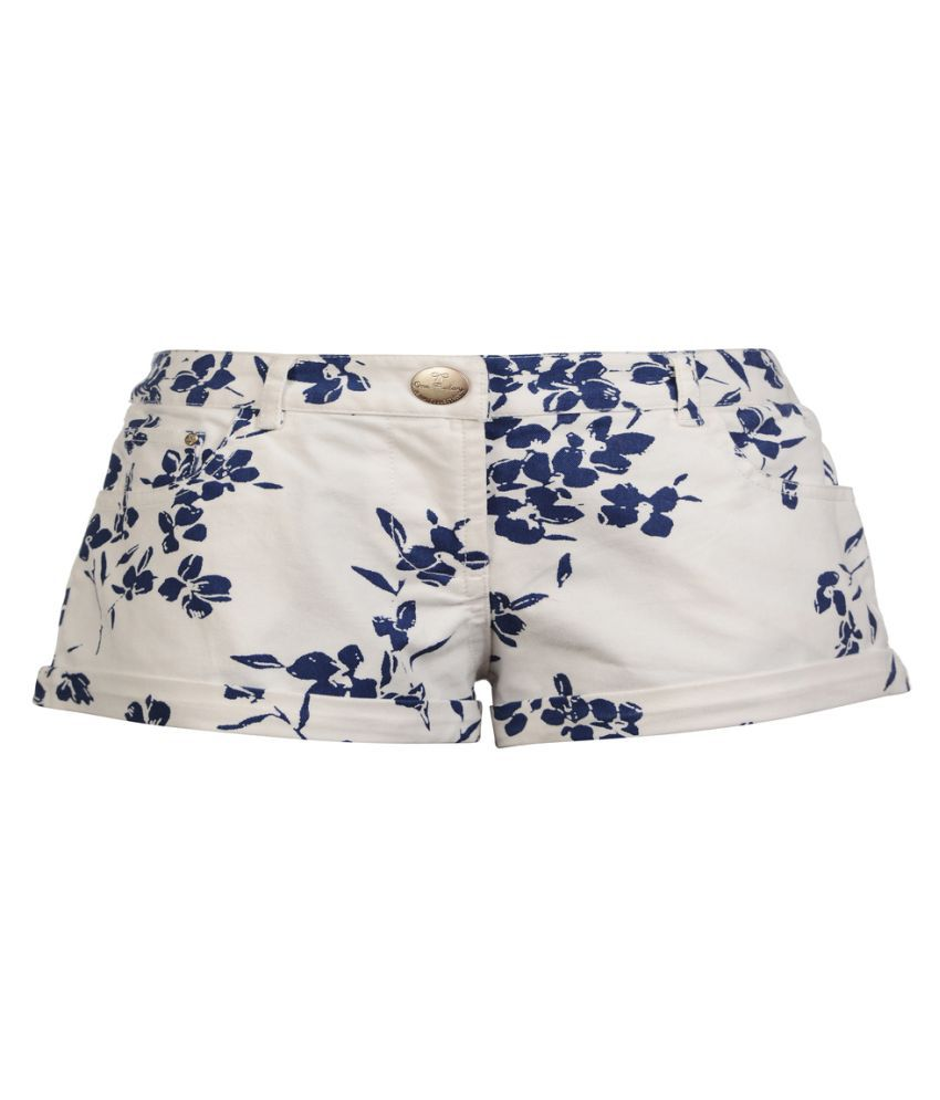 One Friday Girls Cotton Printed Short