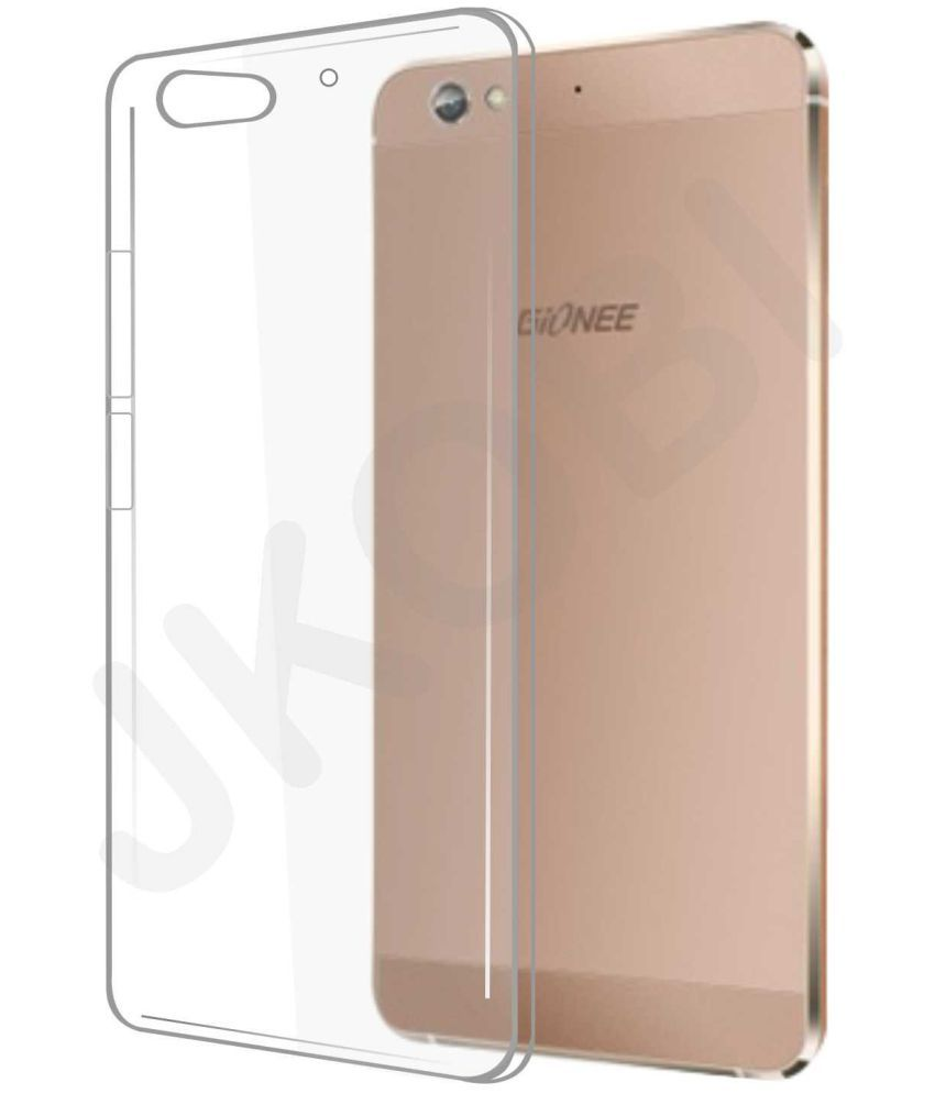 best authentic 96acc db4ce Gionee S6 Soft Silicon Cases Champion - Transparent