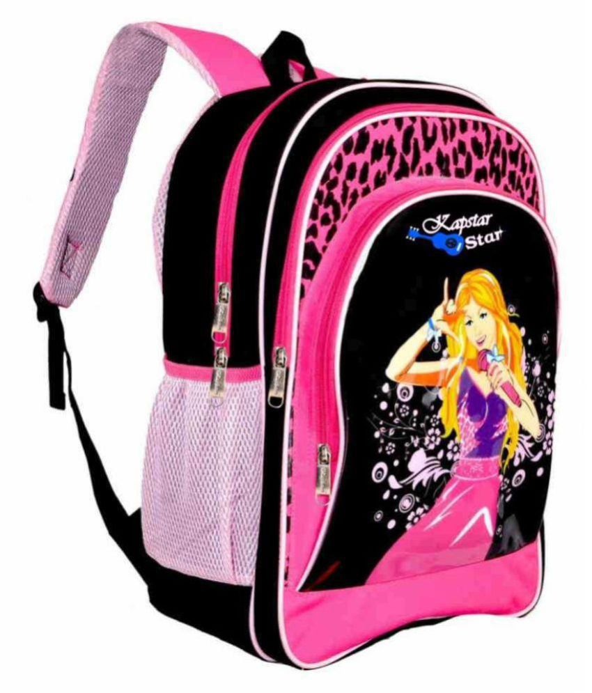 4229375f7529f Sara School Bag with Cross Bag, Water Bottle and Pouch - Buy Sara ...