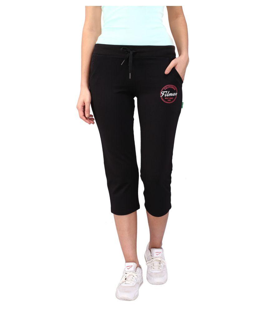 Filmax® Originals Black Bottomwear