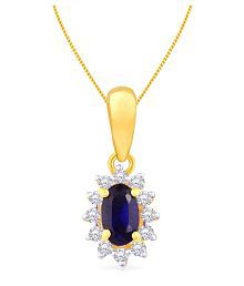 Malabar Gold And Diamonds 18k Yellow Gold Pendant - 661562648119