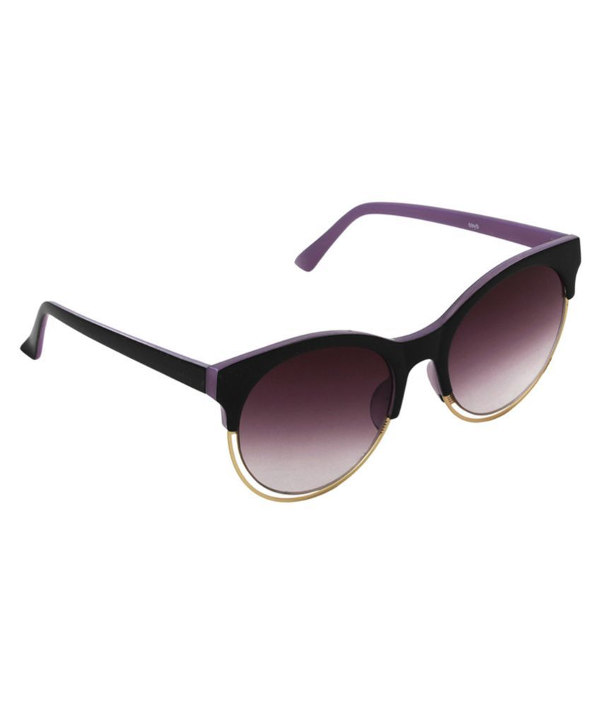 3e88ca96b4d 6by6 Voilet Oval Sunglasses ( SG1795 ) - Buy 6by6 Voilet Oval Sunglasses (  SG1795 ) Online at Low Price - Snapdeal