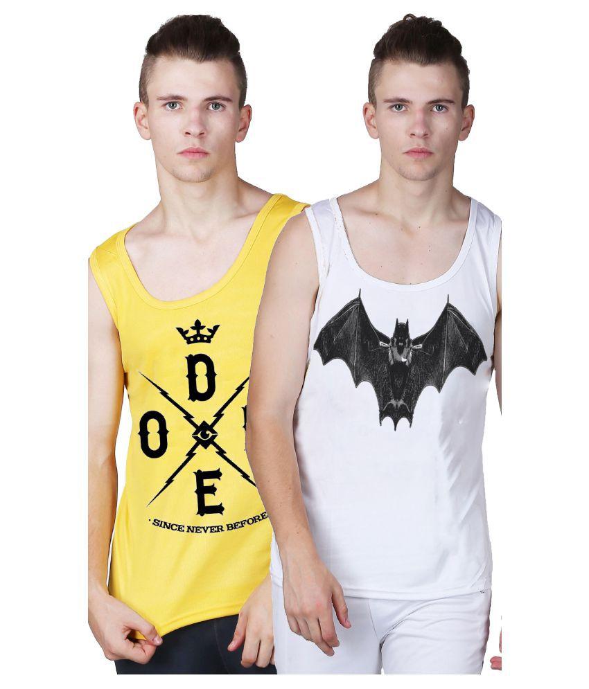 L'appel Du Vide Multi Polyester T-Shirt