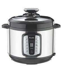 Preethi EP 002 5 Ltr Pressure Cooker Rice Cooker