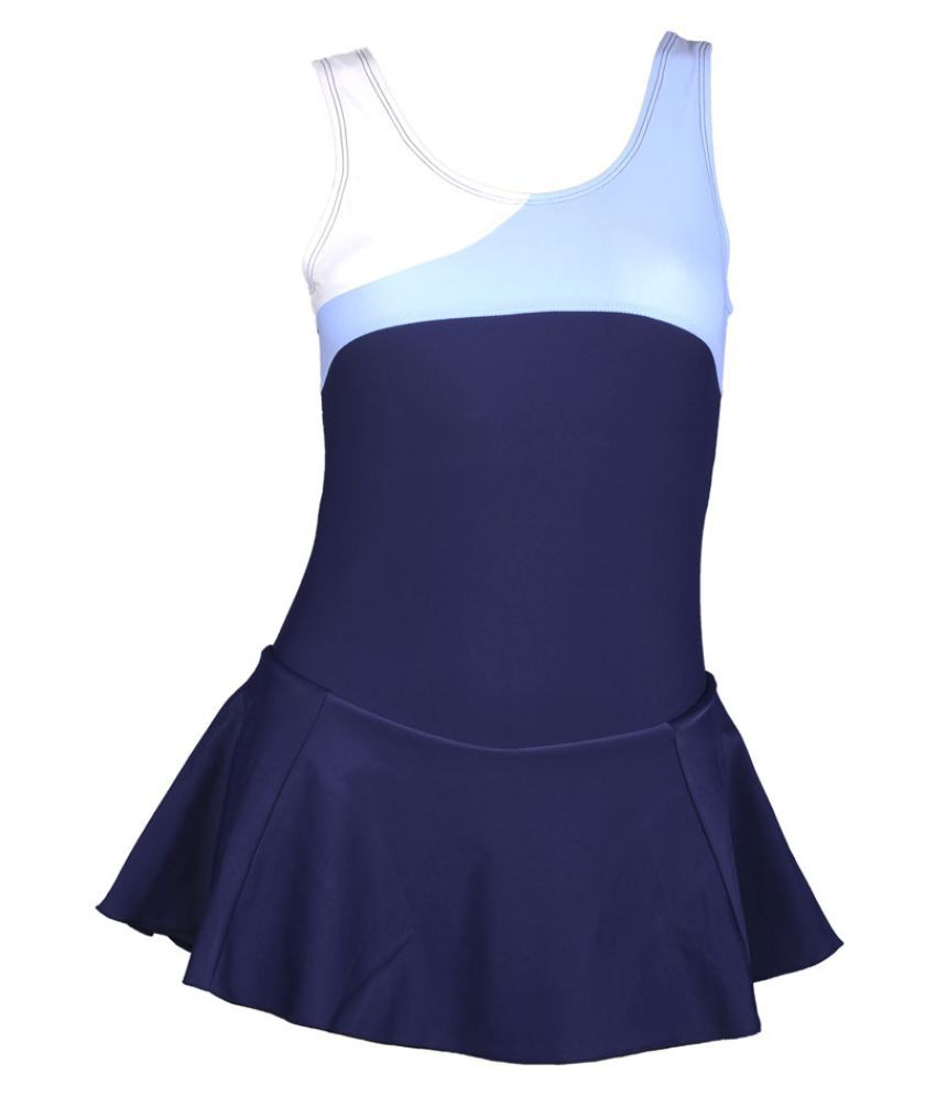 Champ Navy Swimwear for Women/ Swimming Costume
