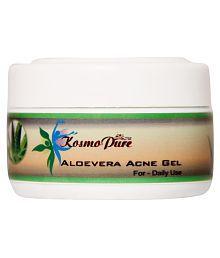 Kosmo Pure Aloevera Gel For Anti Pimpal & Acne Repair Enriched With Salicylic,Tea Tree Oil Night Cream 50 Gm