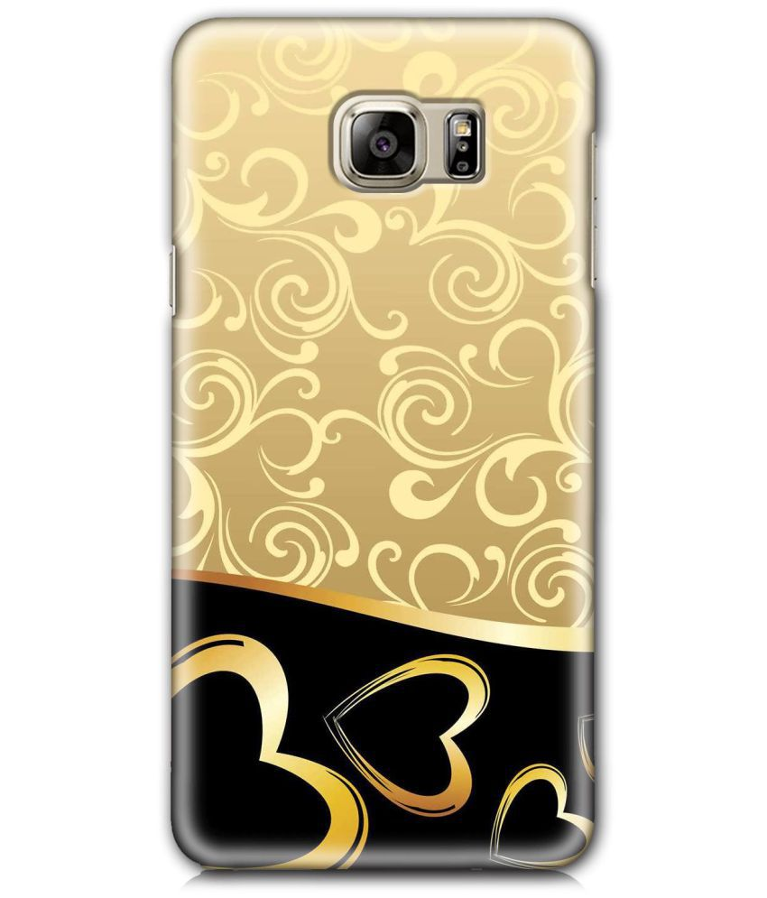 Samsung Galaxy Note 5 Printed Cover By SWAGMYCASE
