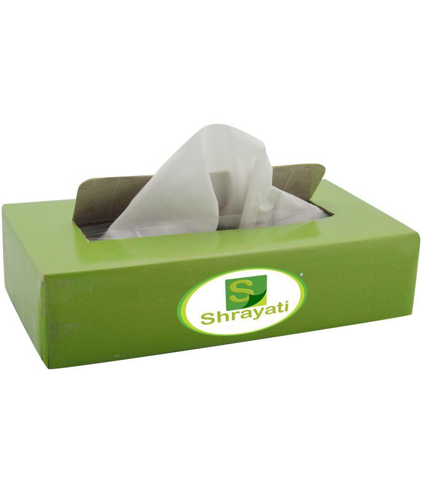 Shrayati Paper Face Tissues