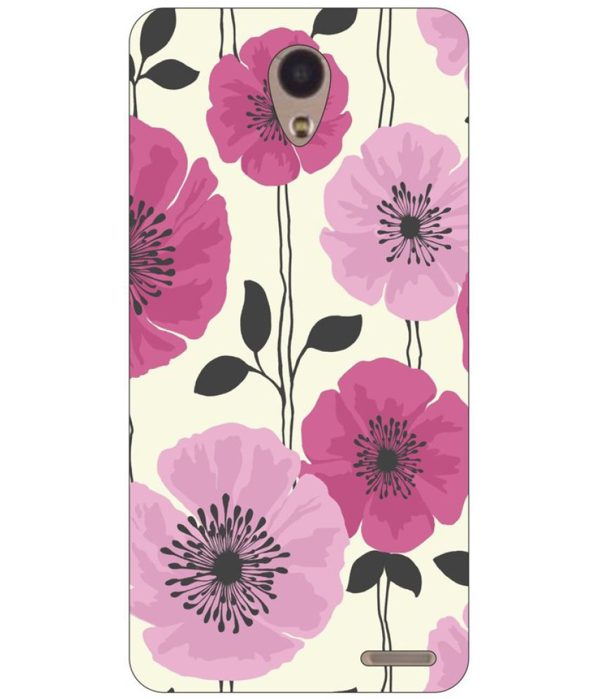 Micromax Vdeo 1 Q4001 Printed Cover By Go Hooked
