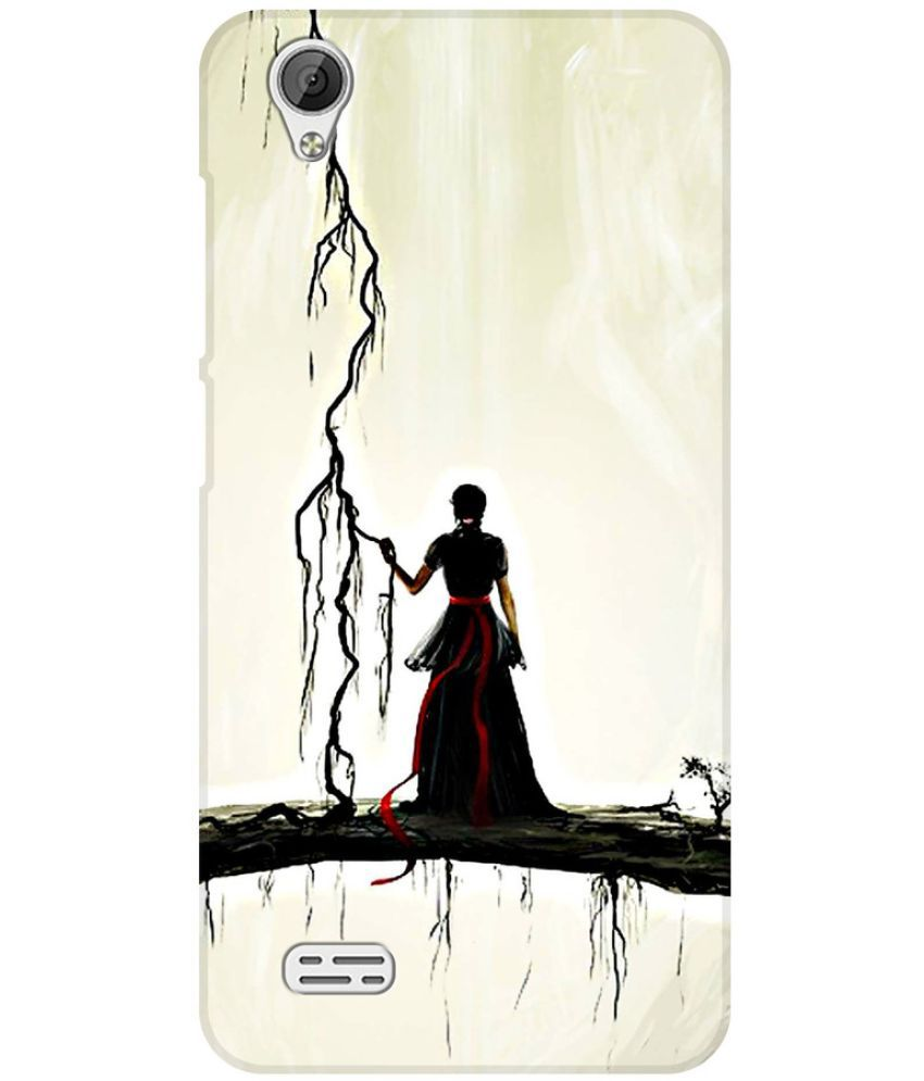 Vivo Y31L Printed Cover By SWANK THE NEW SWAG