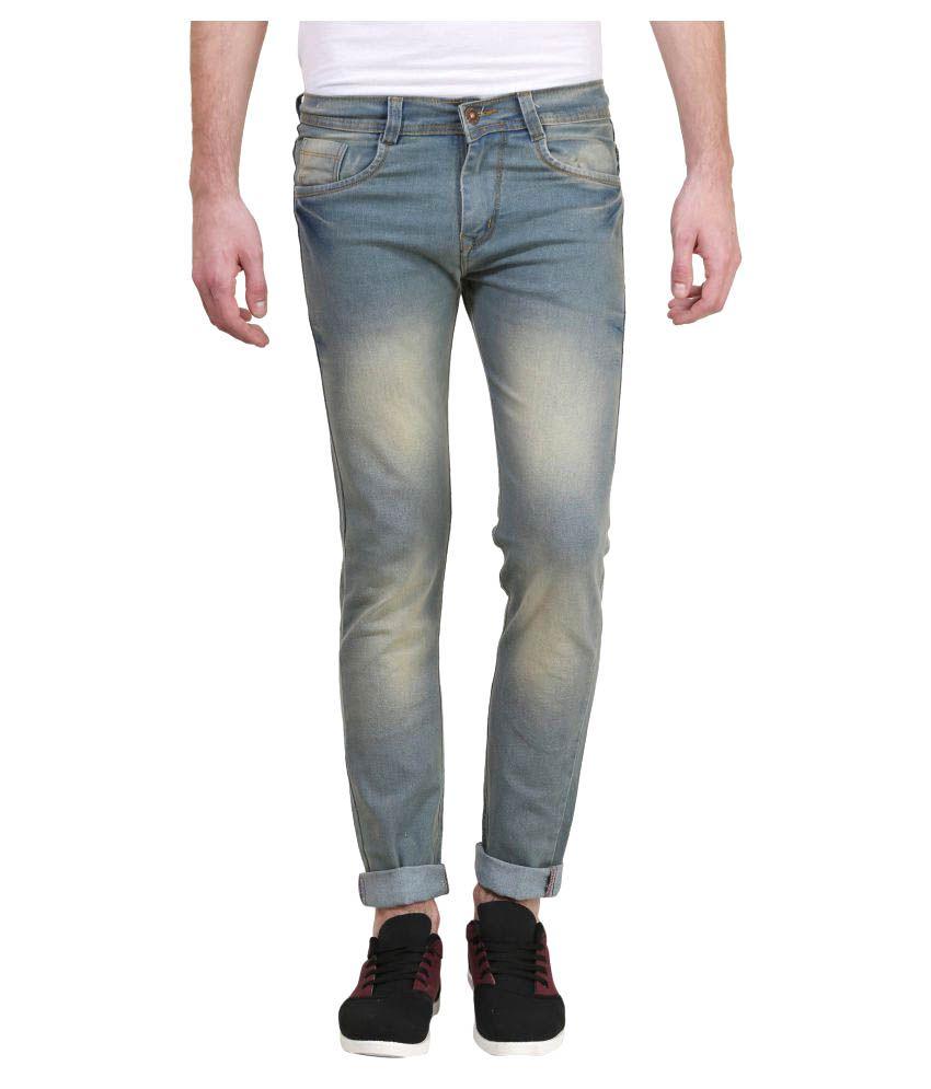X-Cross Grey Slim Jeans