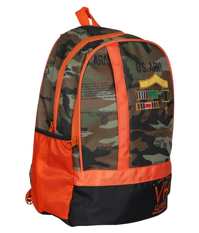 Harp Multicolour Backpack