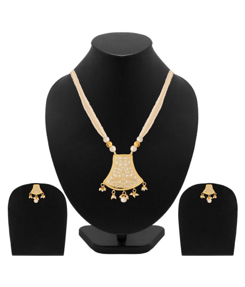 Voylla Elegantly Designed Necklace Set For Woman