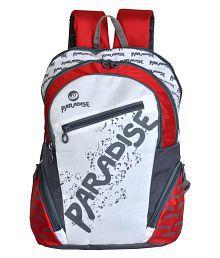 2cd2a8e21818 Aeoss Black Canvas Backpack with Two Handbag School Bag. Rs. 1