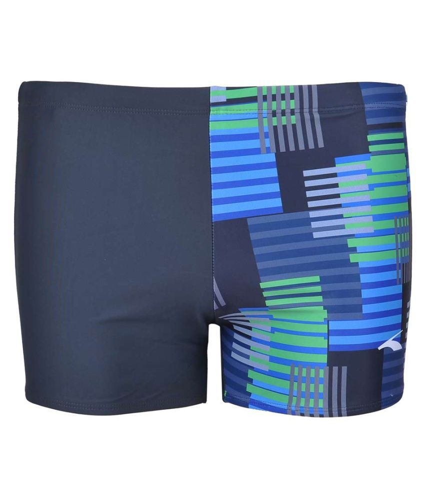 Champ Men's Swimwear Trunks with Sublimation Print/ Swimming Costume