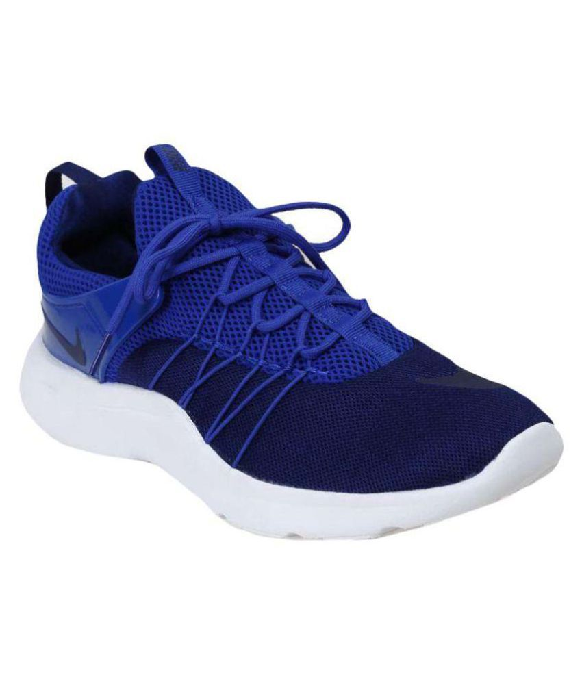 ee82b2a4f2c7 Nike Action Darwin Blue Running Shoes - Buy Nike Action Darwin Blue Running  Shoes Online at Best Prices in India on Snapdeal