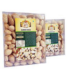 Valleynuts Kashmiri Regular Almond (Badam) 1000 Gm Pack Of 2