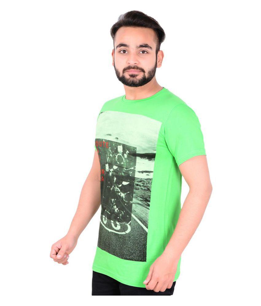 GDS Green Round T-Shirt