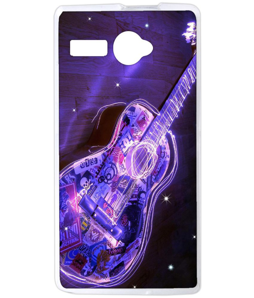 Micromax Bolt Q381 Printed Cover By instyler