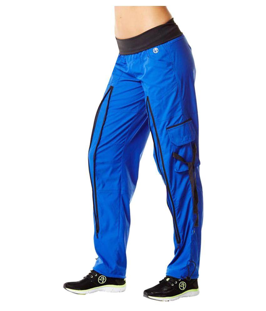 Zumba Craveworthy Zip Pants