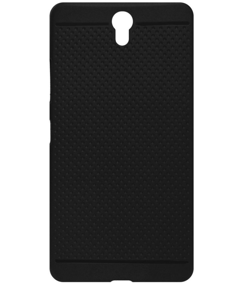 another chance aa8bb 5f883 Lenovo Vibe S1 Soft Silicon Cases Acm - Black