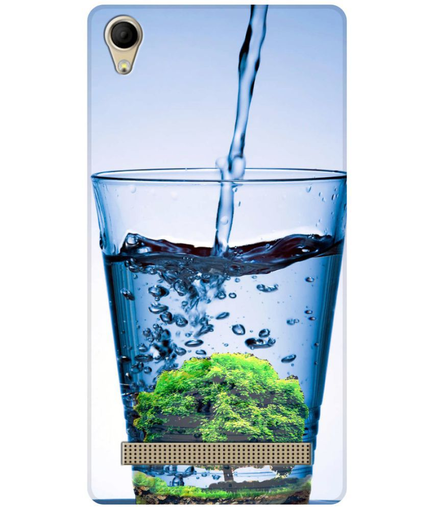 Intex Aqua Power Plus Printed Cover By SWANK THE NEW SWAG