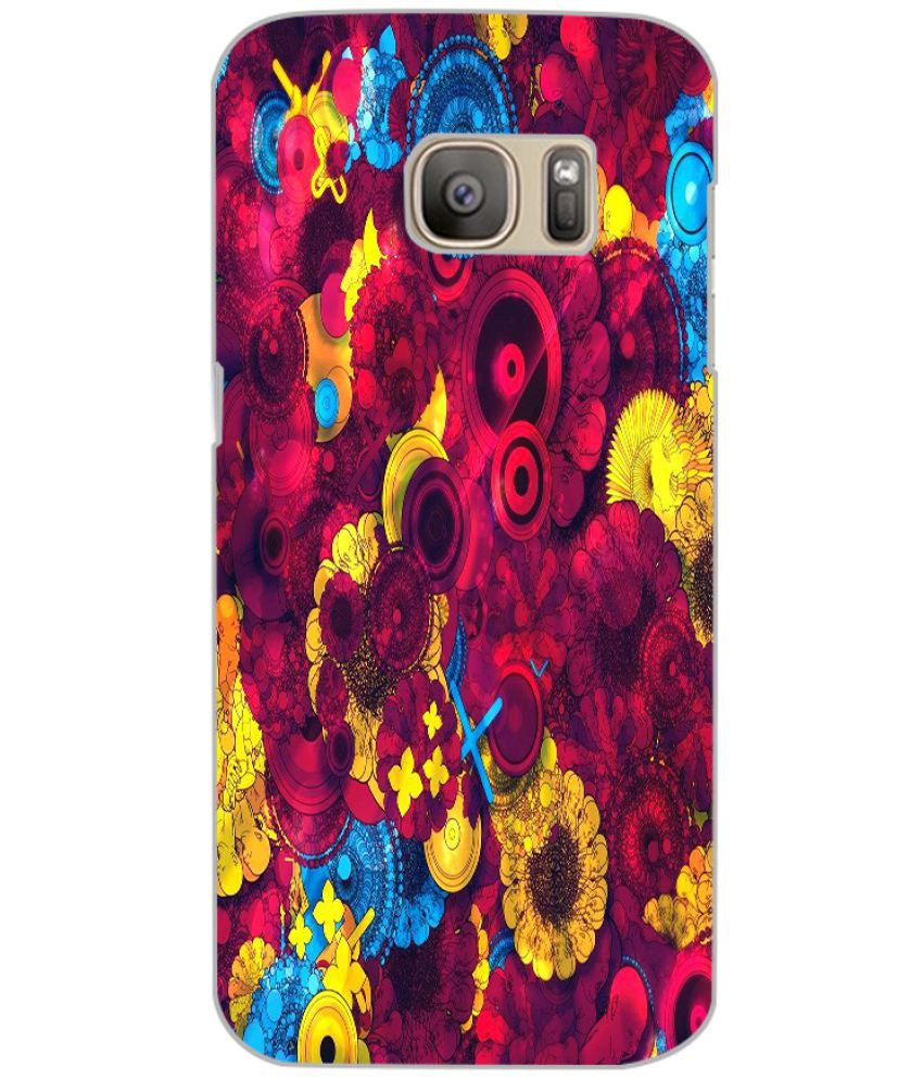 Samsung Galaxy S7 Printed Cover By PRINTSWAG