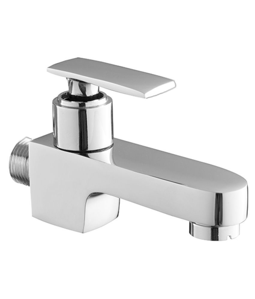 Bathroom fittings price in india - Idg Square Series Brass Bathroom Tap Bib Cock