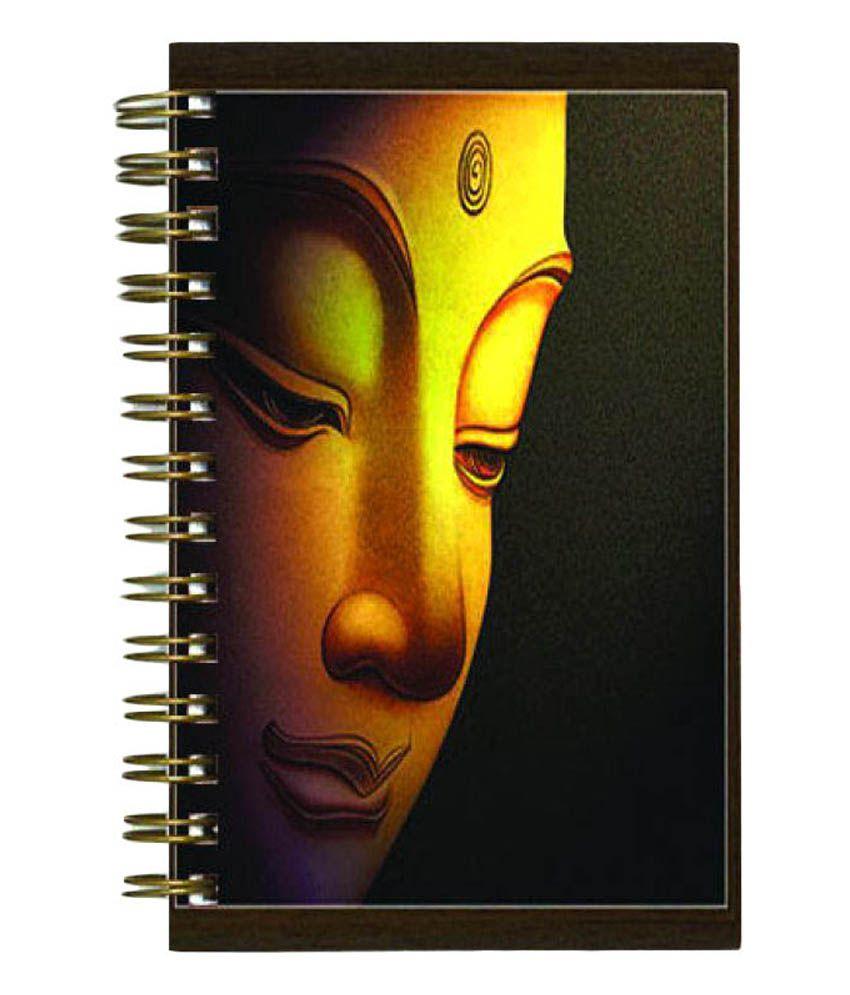 Advance Hotline Gautam Buddha - Spiral Diary (Paperback)