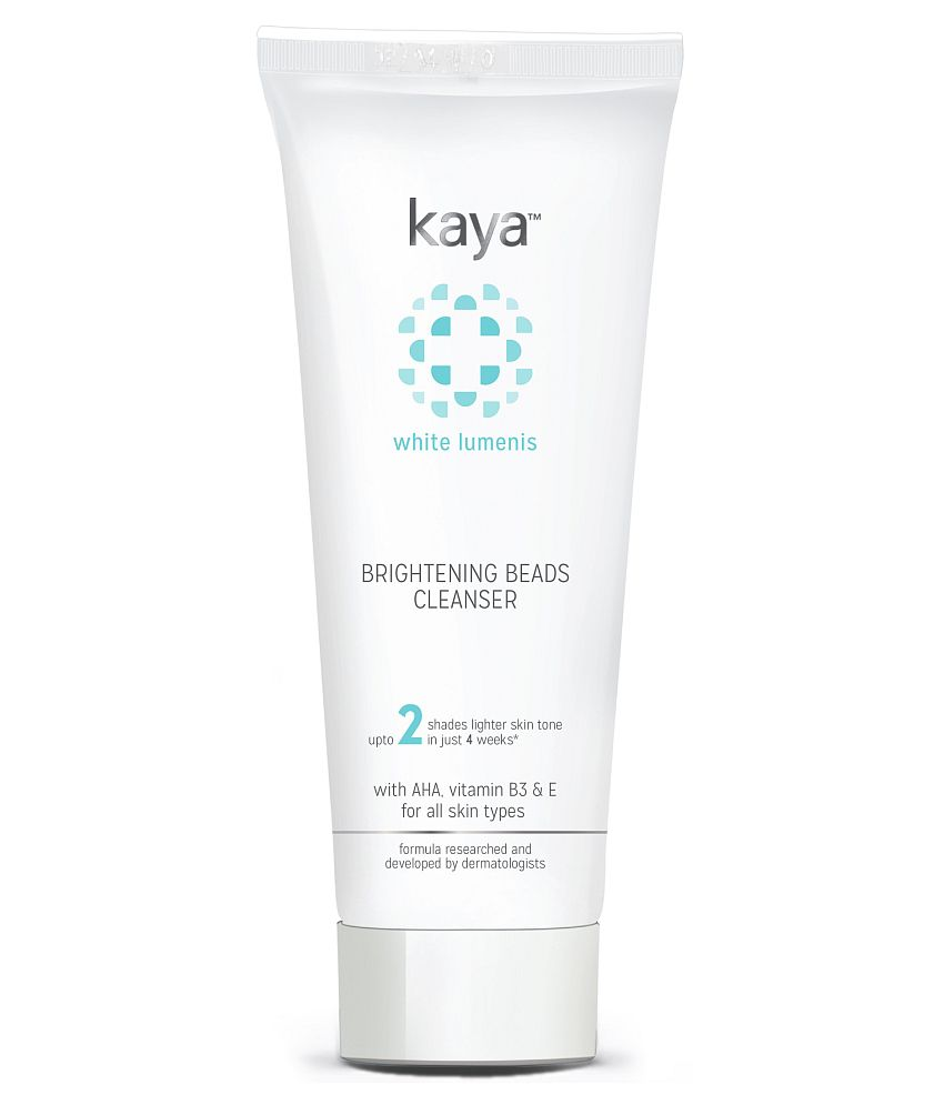 Kaya Brightening Beads Cleanser