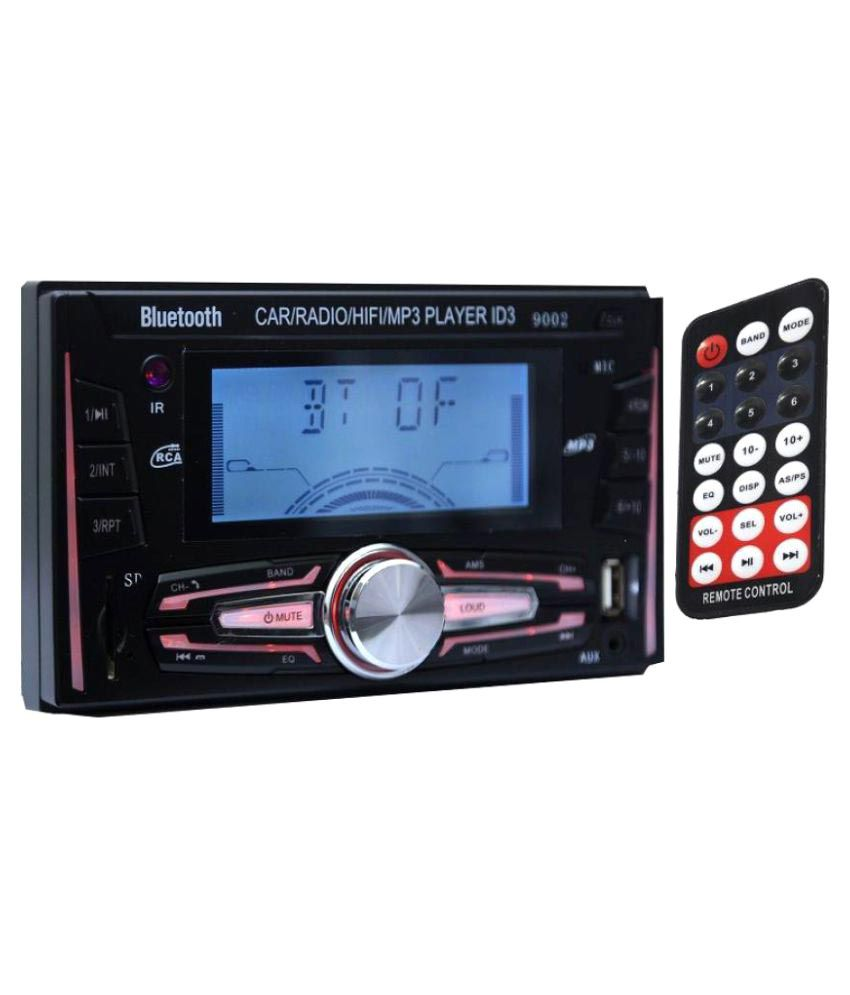 Din Car Stereo With Bluetooth Price In India