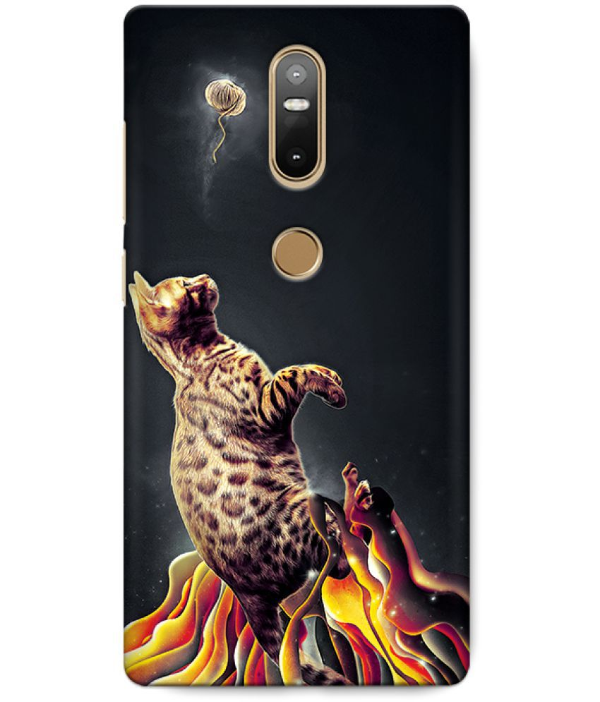 Lenovo Phab 2 Plus Printed Cover By CRAZYINK
