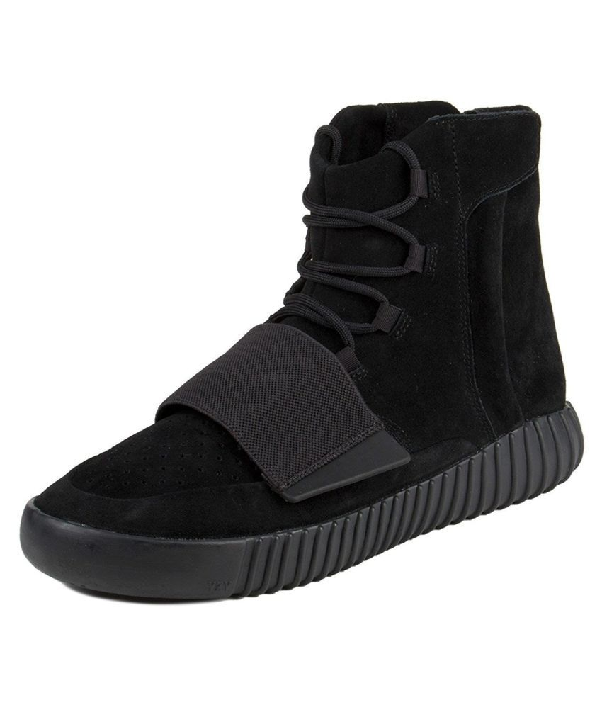 Adidas Yeezy Boost 750 Black Casual Shoes ...