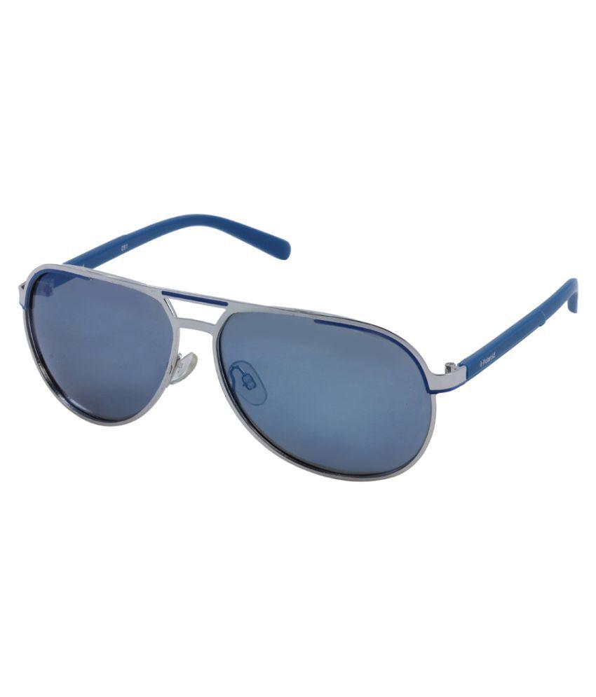 97e1c57262 Polaroid Grey Aviator Sunglasses ( P4261-B ) - Buy Polaroid Grey Aviator  Sunglasses ( P4261-B ) Online at Low Price - Snapdeal