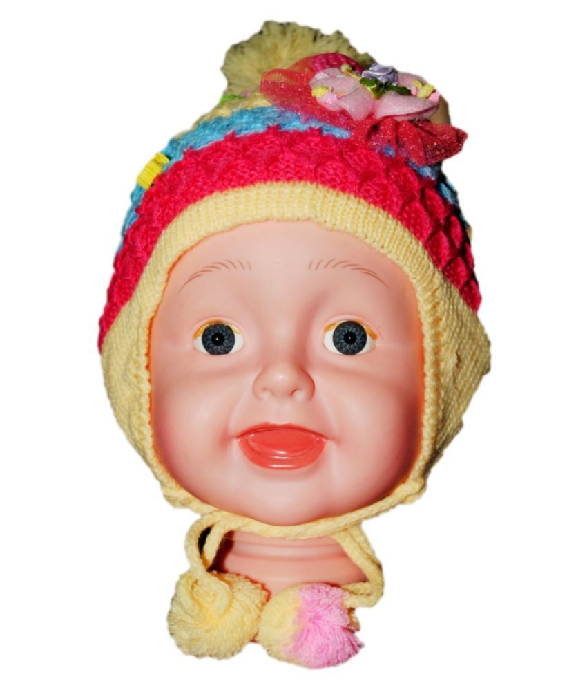 K-Only Kids Winter Woollen Cap