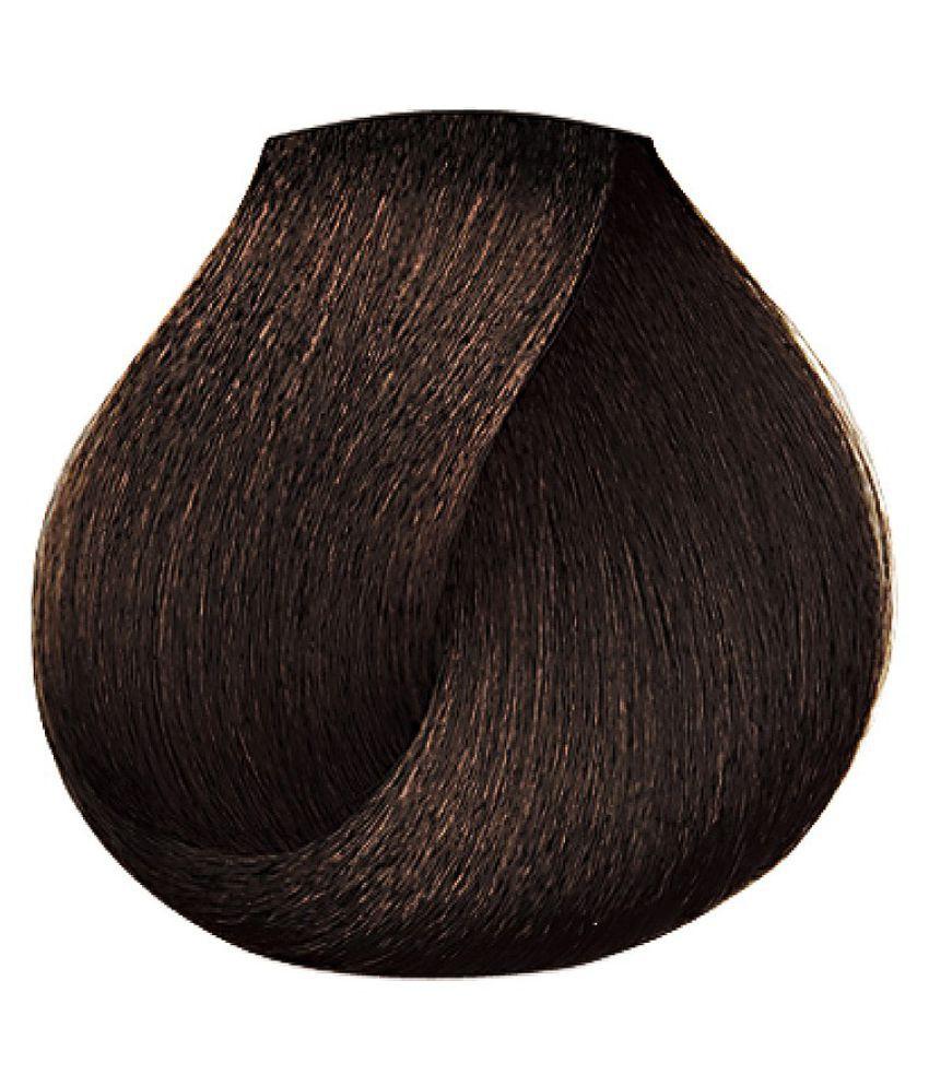 l 39 oreal inoa no permanent hair color mahogany golden brown 60 gm buy l 39 oreal inoa no 4. Black Bedroom Furniture Sets. Home Design Ideas